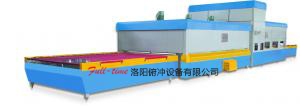 FC-QPWG Series Flat/Bent Force Convection Furnaces